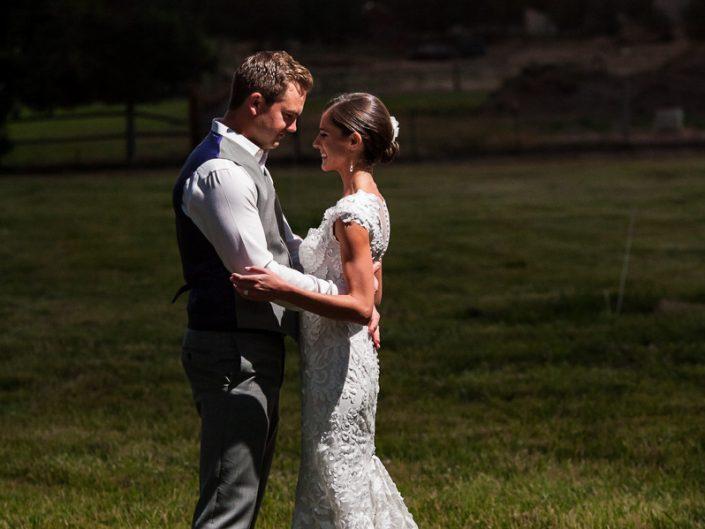 Abby & Brandon Wedding – Bend, Oregon