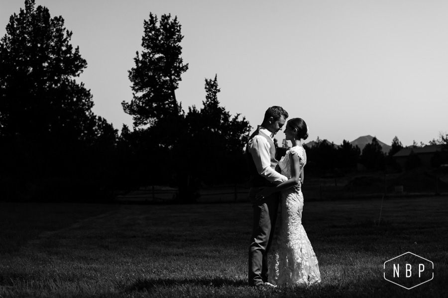 Abby & Brandon Wedding – Bend, Oregon