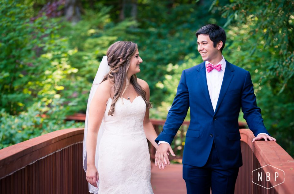 Bailyn & Noah Wedding – Paradise Springs, Monroe, Oregon