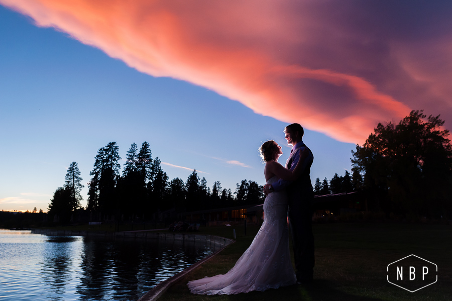 Kristin & Derek Wedding – Black Butte Ranch, Central Oregon