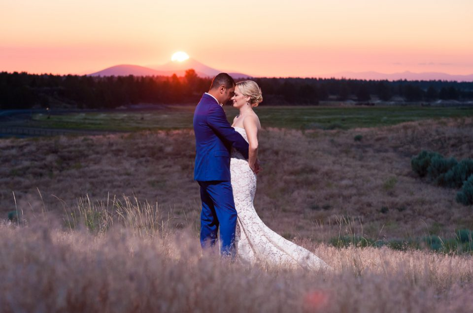 Dana & Abdou Wedding – Brasada Ranch, Bend, Oregon