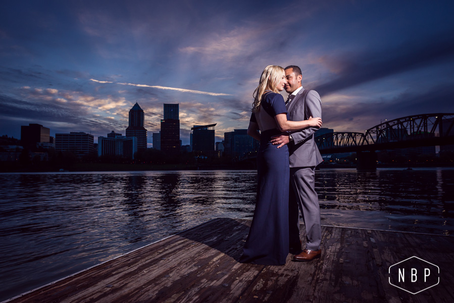 Dana & Abdou Engagement – Portland, Oregon