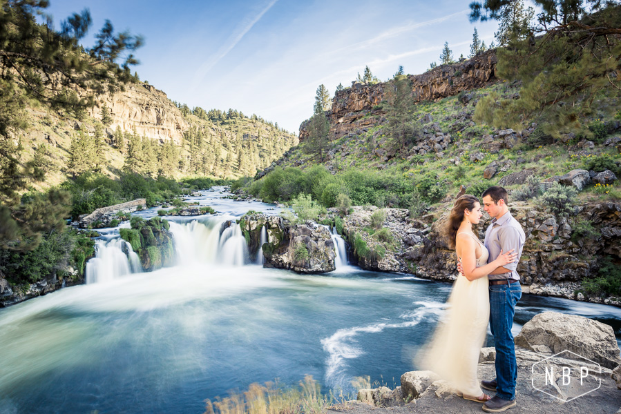 Michelle & Andrew Engagement – Bend, Oregon