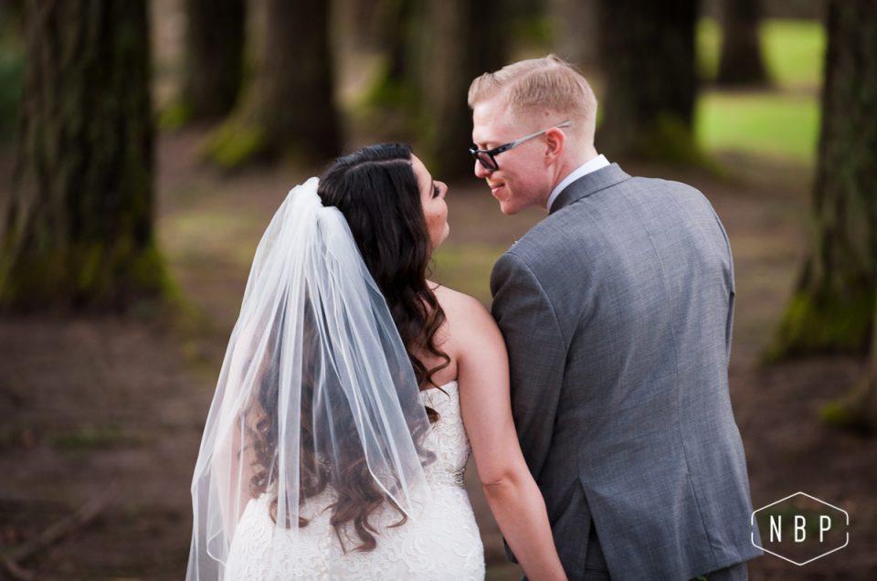 Nicole & Darrell Wedding – Woodland, Washington
