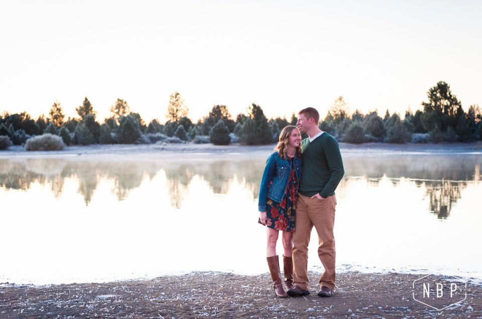 Nicole & Derrick Engagement – Bend, Oregon