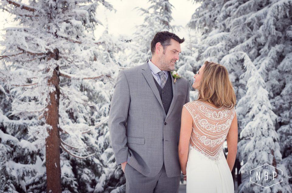 Rachel & Mark Wedding – Mt. Hood Elopement, Oregon