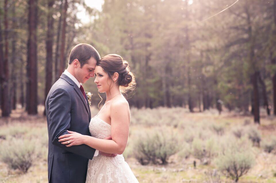 Michelle & Andrew Wedding – Five Pine Lodge Sisters, Oregon