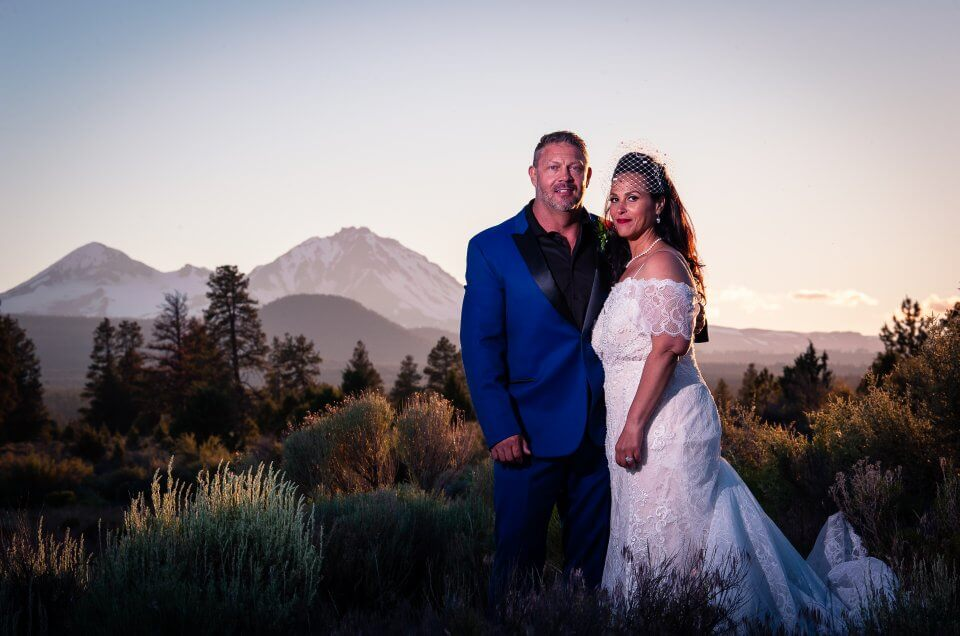 Bend Oregon Wedding – Venus & Wesley