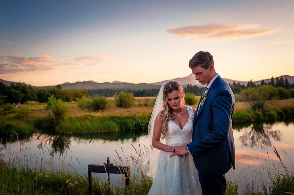 Black Butte Ranch Wedding – Alyssa & Braedon