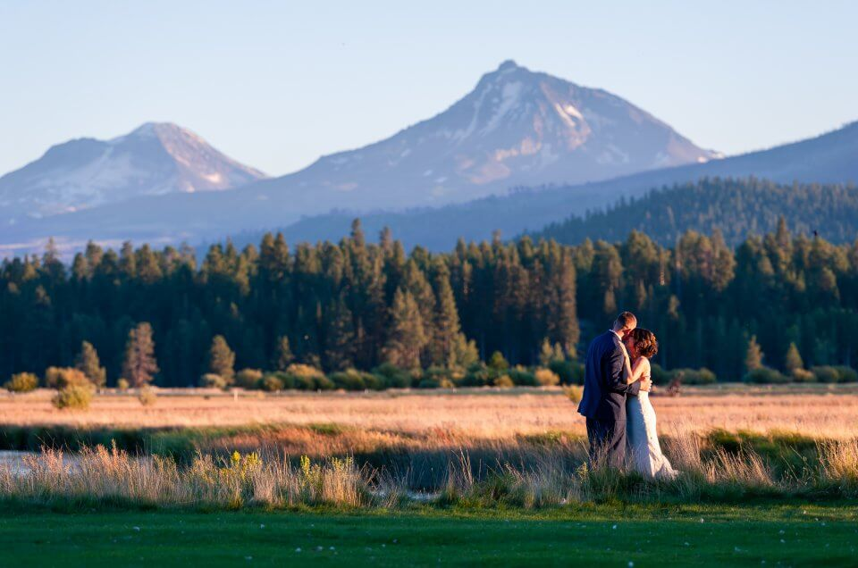 Black Butte Ranch Wedding – Brooke & Eli