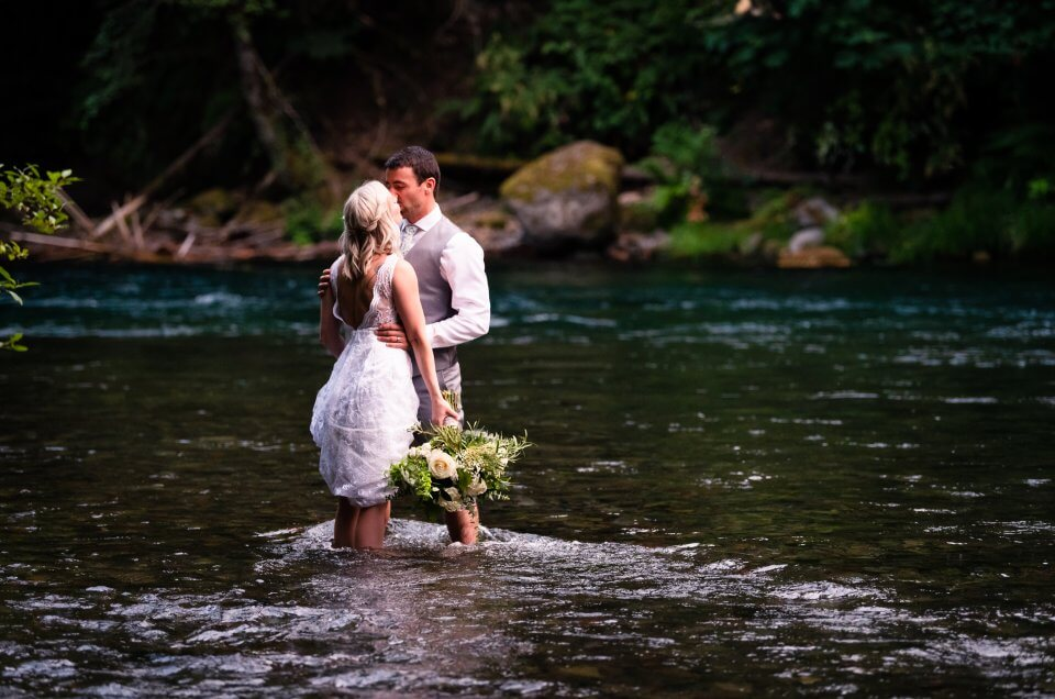 Belknap Hot Springs Wedding – Adrienne & Jeremy