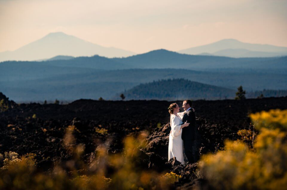 Caitlin & Jon – Wedding -Sunriver – Oregon