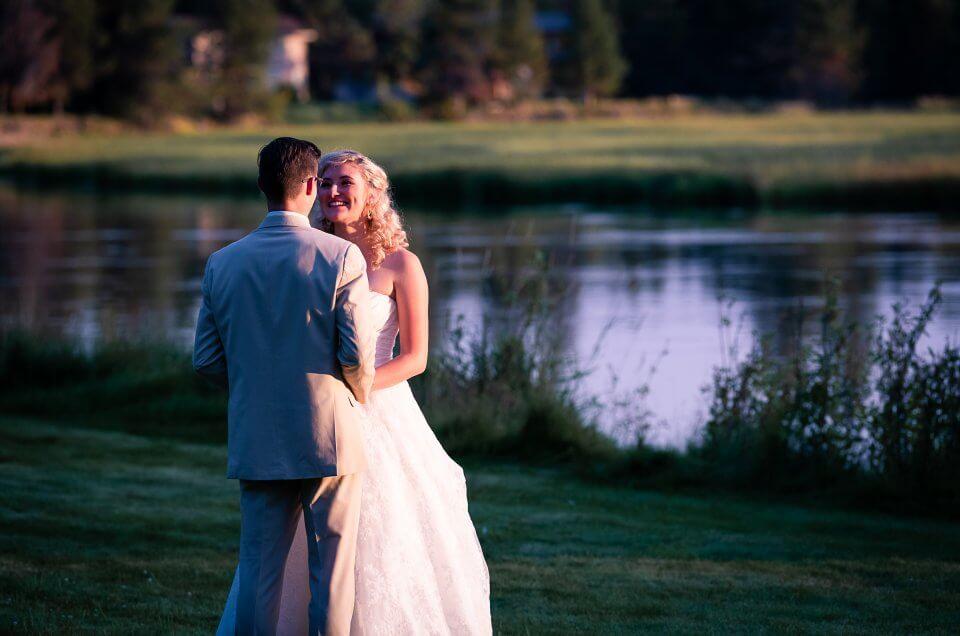 Taylor & Josh – Wedding – Sunriver, Oregon