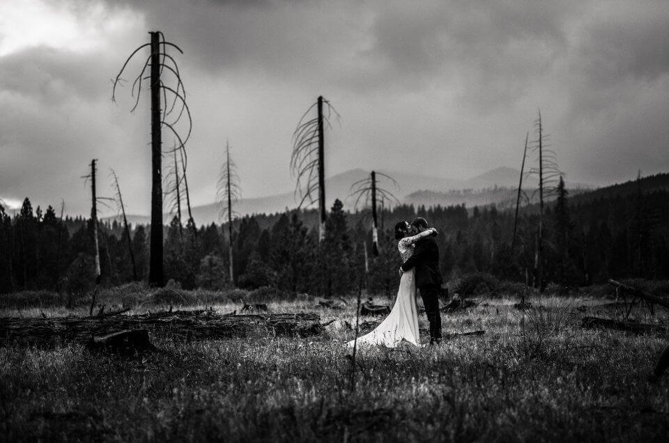 Lyndsey & Brock – Camp Sherman – Wedding