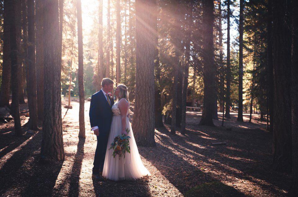 Michelle & Josiah – Bend, Oregon – Wedding