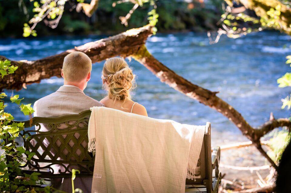 Emily & Boone – Belknap Hot Springs – Wedding