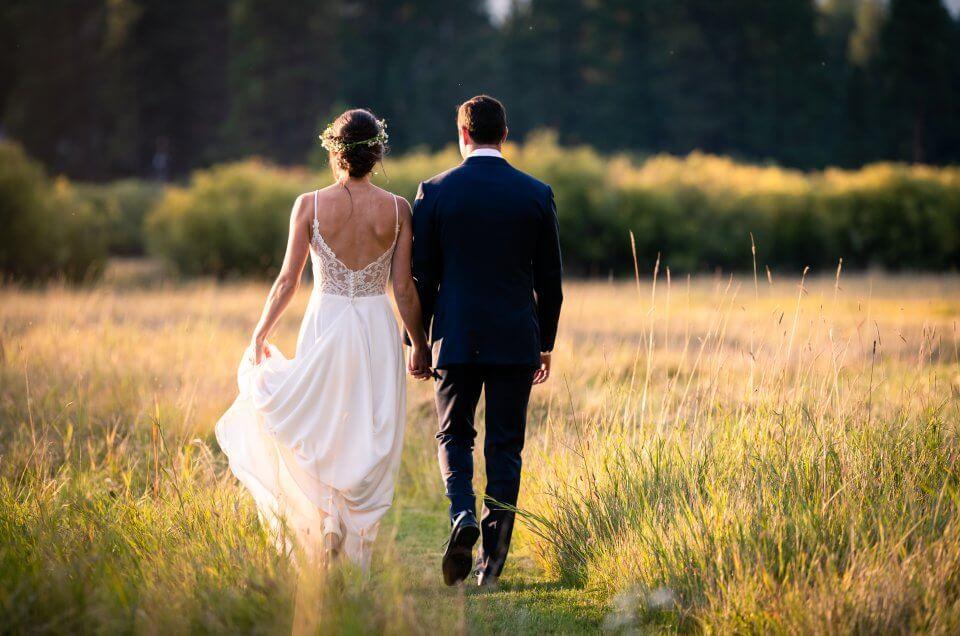 Miranda & Andy – House on Metolius Wedding – Champ Sherman, Oregon